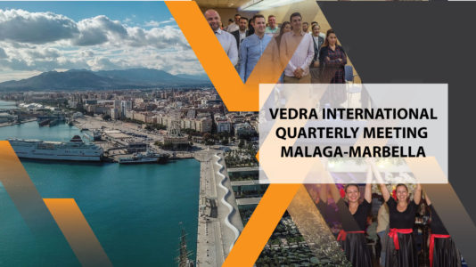 Vedra Team Quarterly Meeting in Malaga